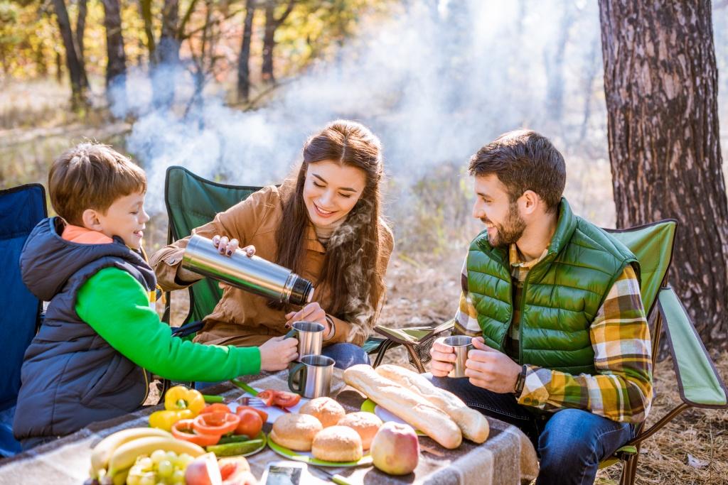Организовываем семейный пикник