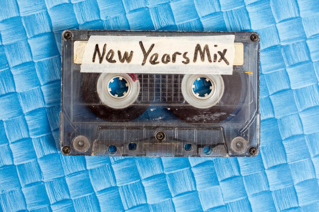 Святковий плейлист: що слухати в Новий рік