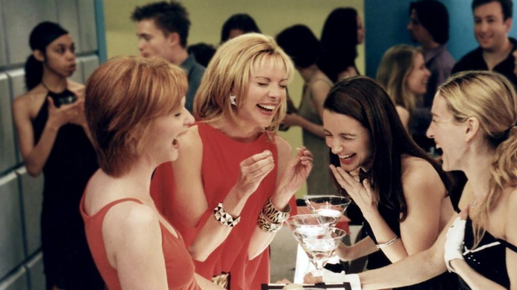 Женская дружба на экране: топ-5 сериалов