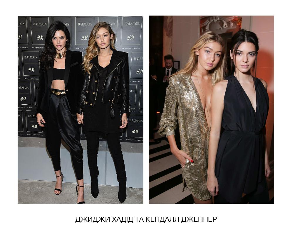 Модні подруги: Надихаємось стилем селебрітіс