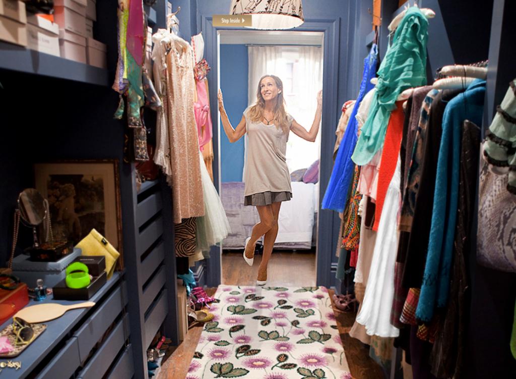 Вещи, которых не должно быть в вашем шкафу
