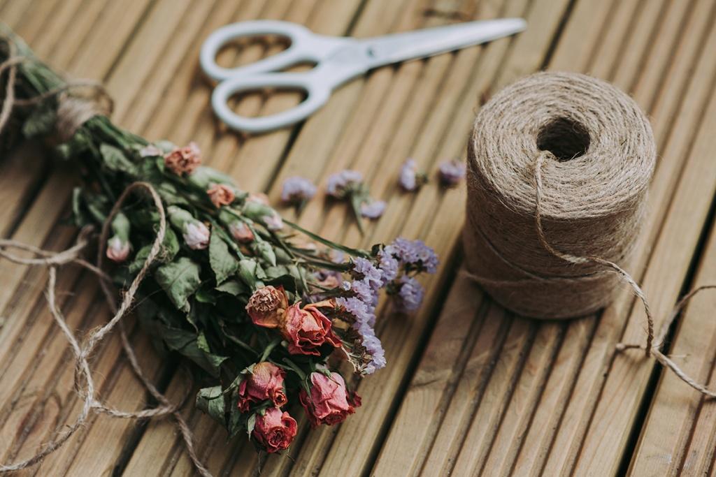 Сухоцвіти: Як і з чого скласти ідеальний осінній букет