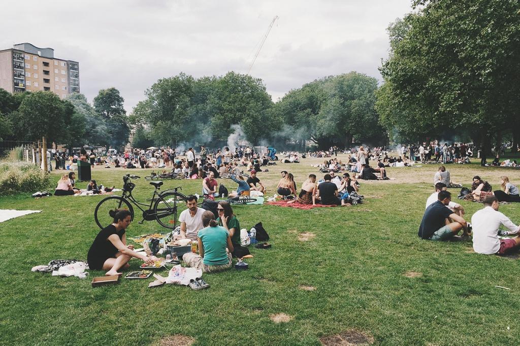 20 ідей для вихідних у місті влітку