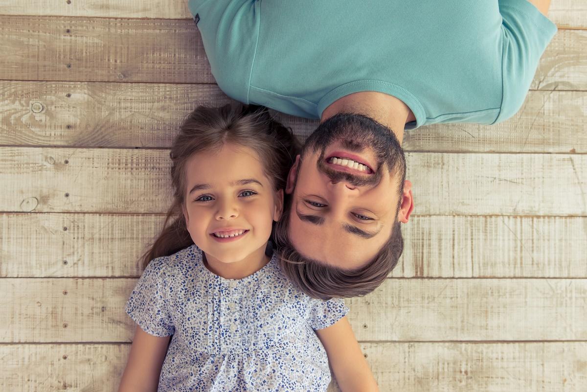 Виховуємо принцесу: роль батька у вихованні дочки