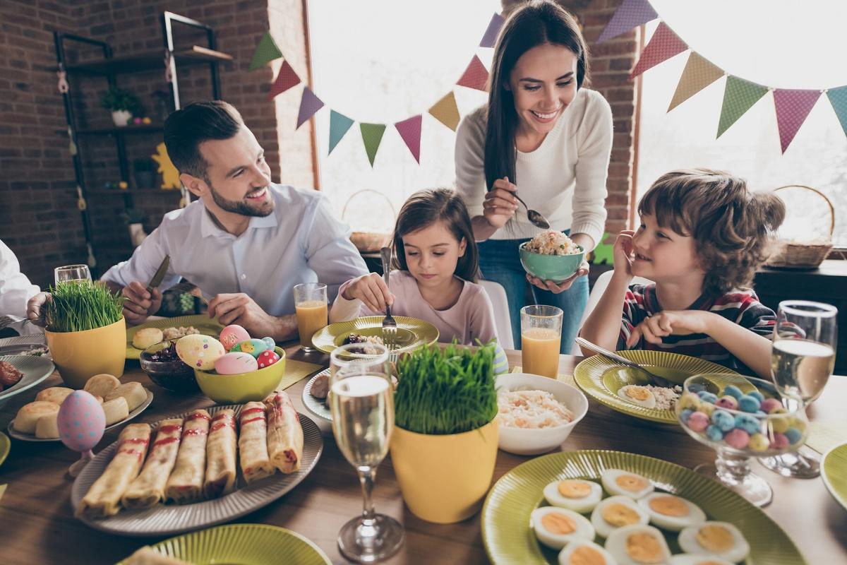 Как интересно отпраздновать Пасху с ребенком