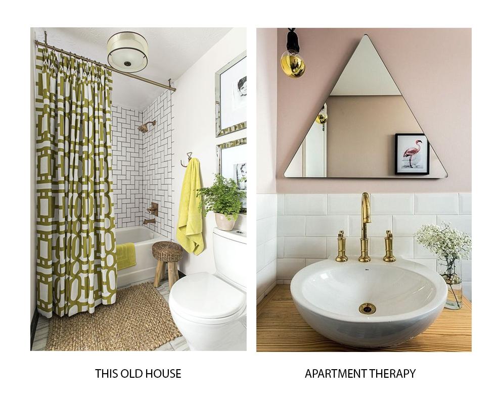 Як оновити ванну без дорогого ремонту