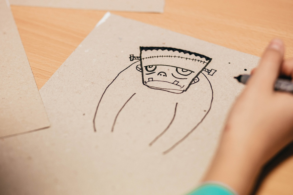 Як розкрити свою креативність за допомогою малювання