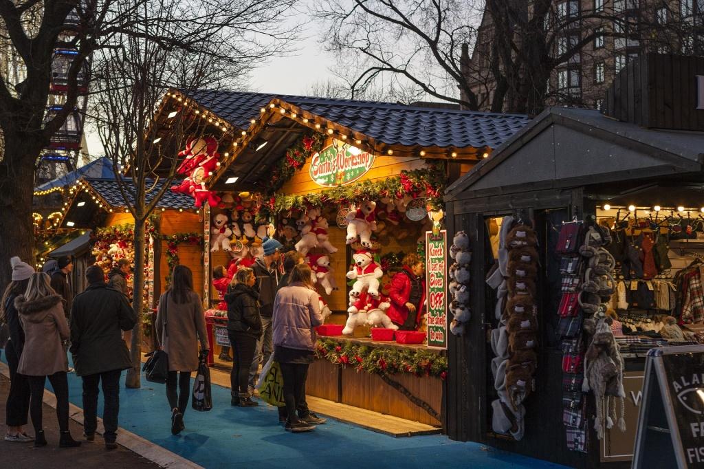 Куди поїхати на Новий рік та Різдво