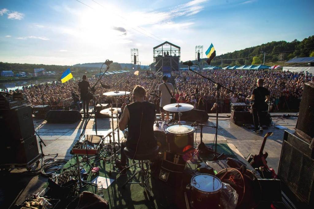 Фестивальний серпень: Куди вирушити у 2017 році