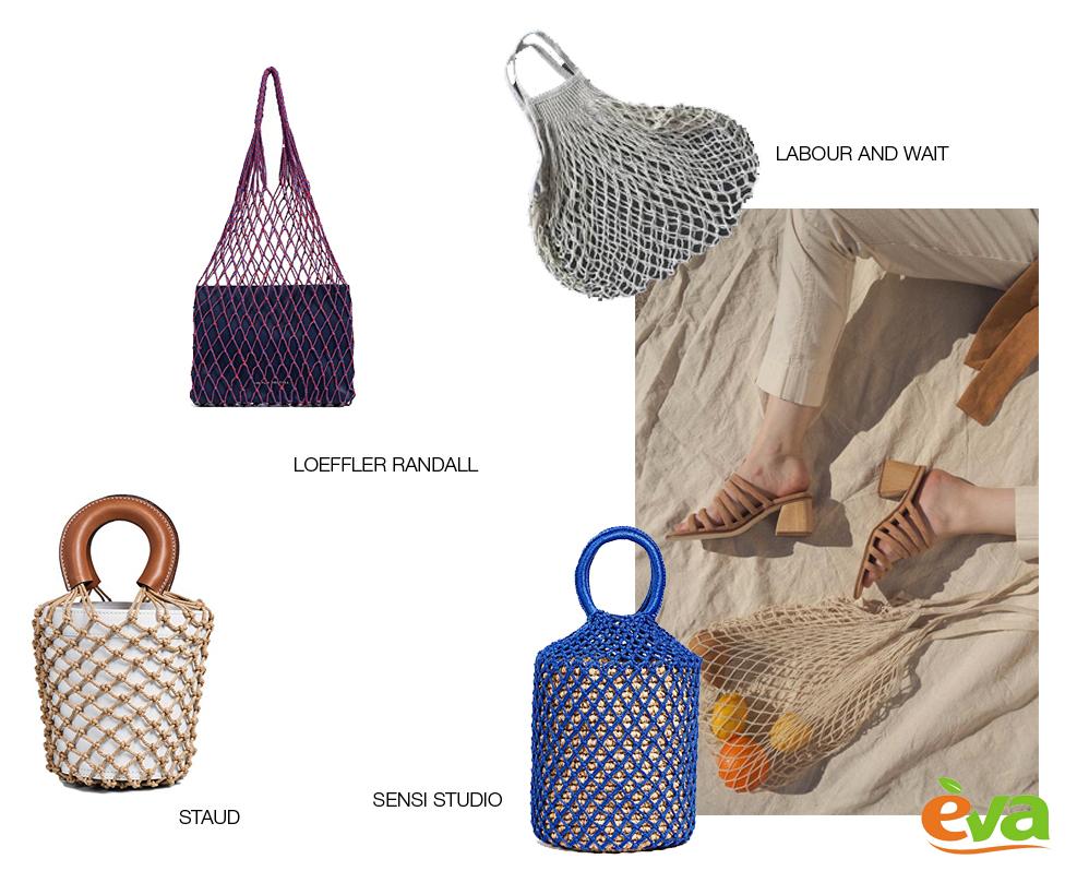 5 трендових сумок для відпочинку на пляжі