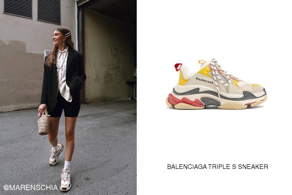 Феномен ugly shoes: З чим носити потворні кросівки цієї осені