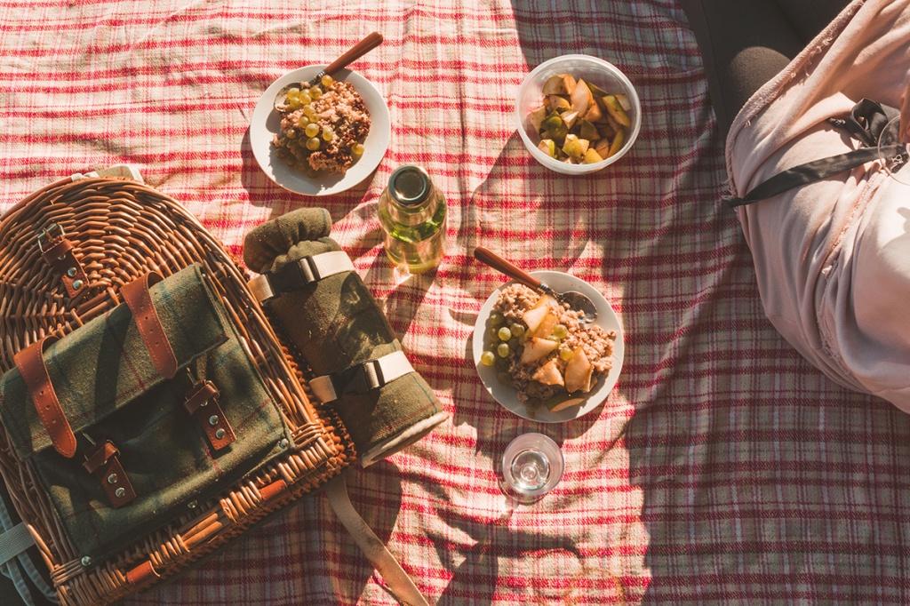 Організовуємо пікнік як у фільмах