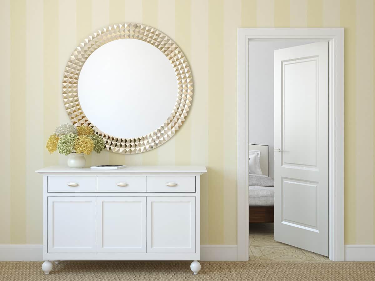 Ідеї оригінального декору дзеркала власними руками