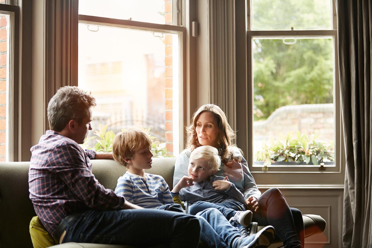 7 признаков счастливой семьи