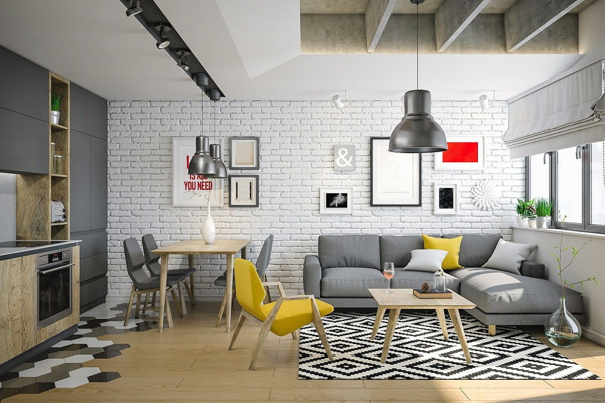 Більше місця: особливості зонування кімнат