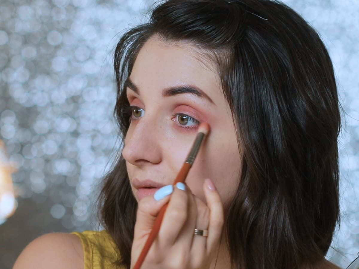 Трендовый дневной макияж для лета