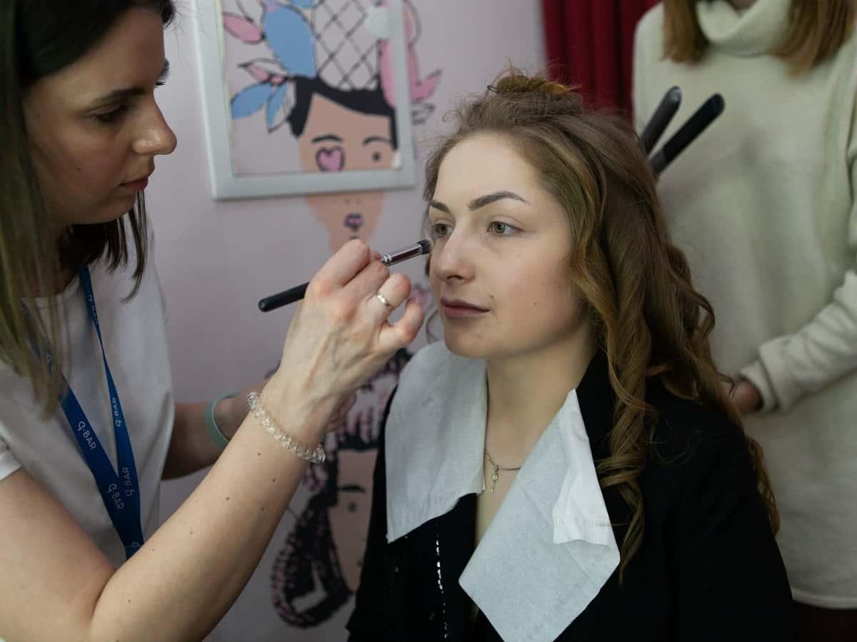 ПерезEVAнтаження: нежный макияж с акцентом на глазах