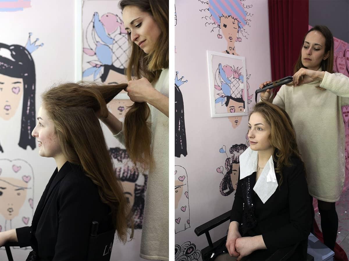 ПерезEVAнтаження: романтичні локони за допомогою щипців для волосся