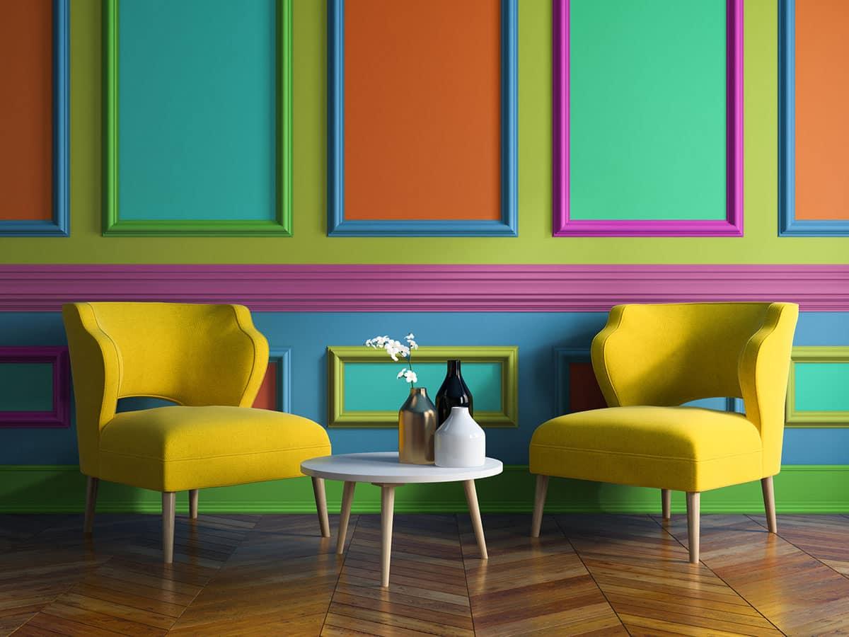 Цветное безумие или монохром: цвета в дизайне