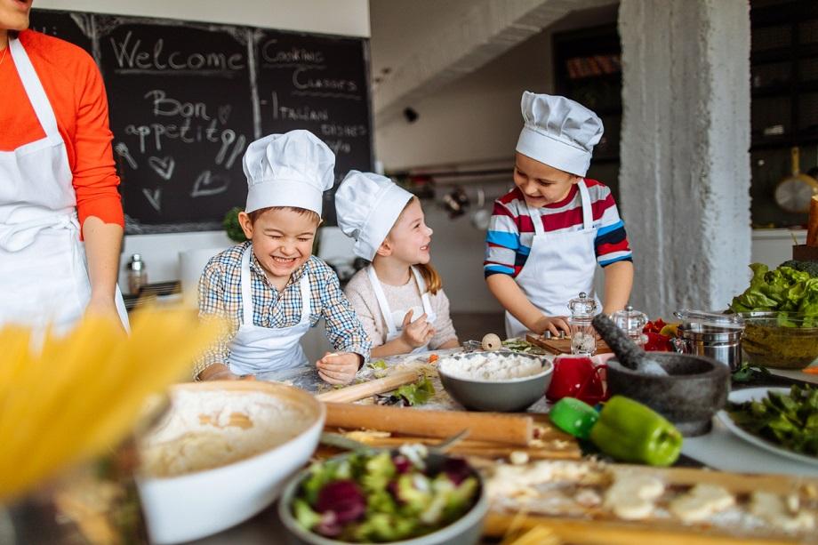 Что приготовить на детскую вечеринку: рецепты блюд