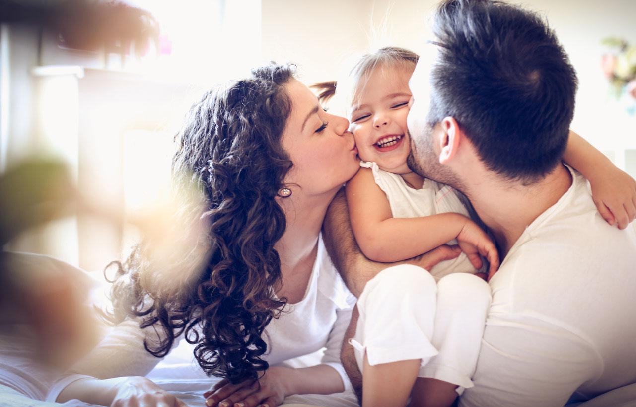 Щасливі діти: рецепти батьківської любові
