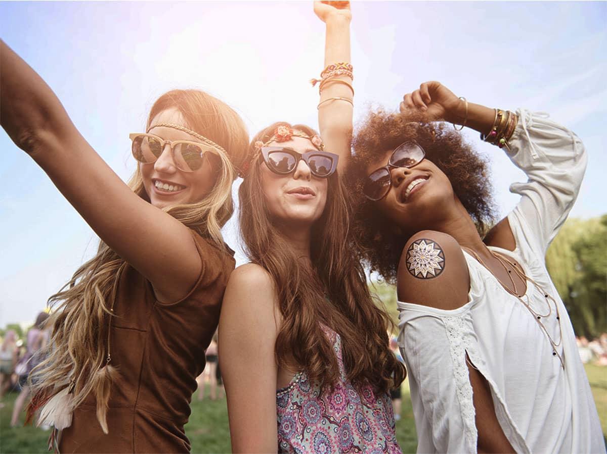 Фестивальне літо: мейк та образ, з якими вас точно помітять!