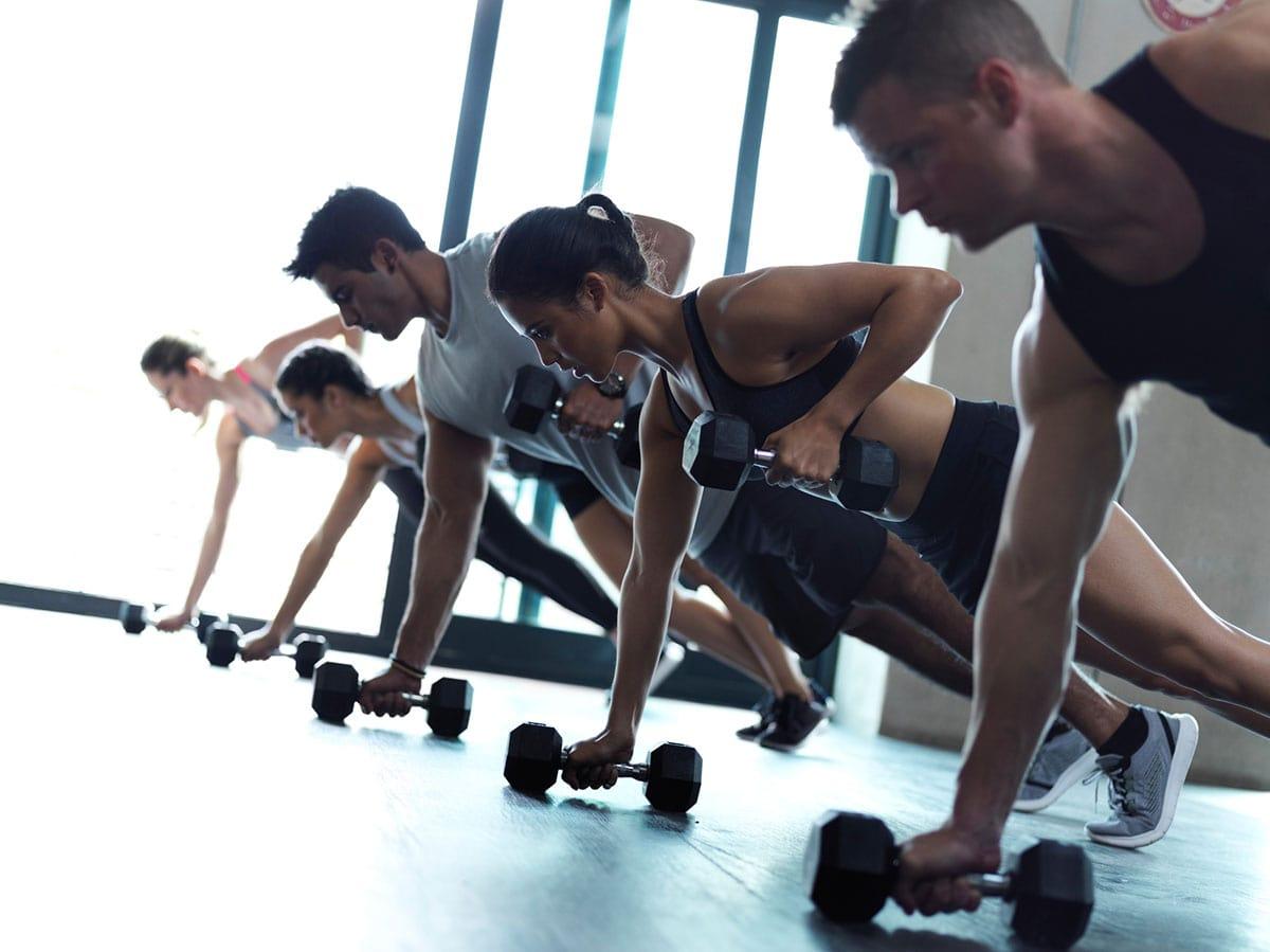 Табата: в чем эффективность такого режима тренировок