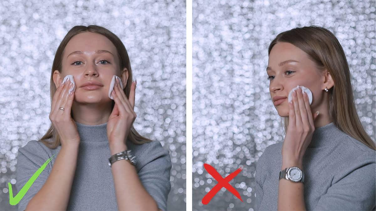 Як правильно знімати макіяж?