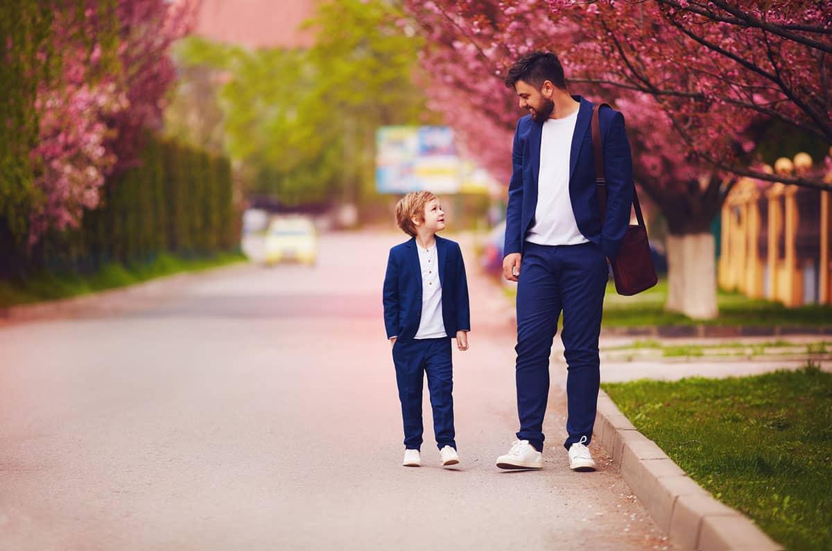 Family look: стильные образы для всей семьи
