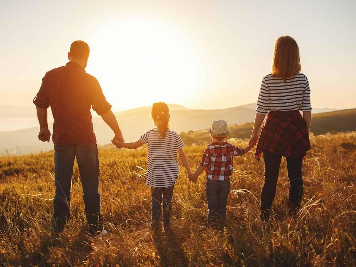 Семья - всегда на одной стороне