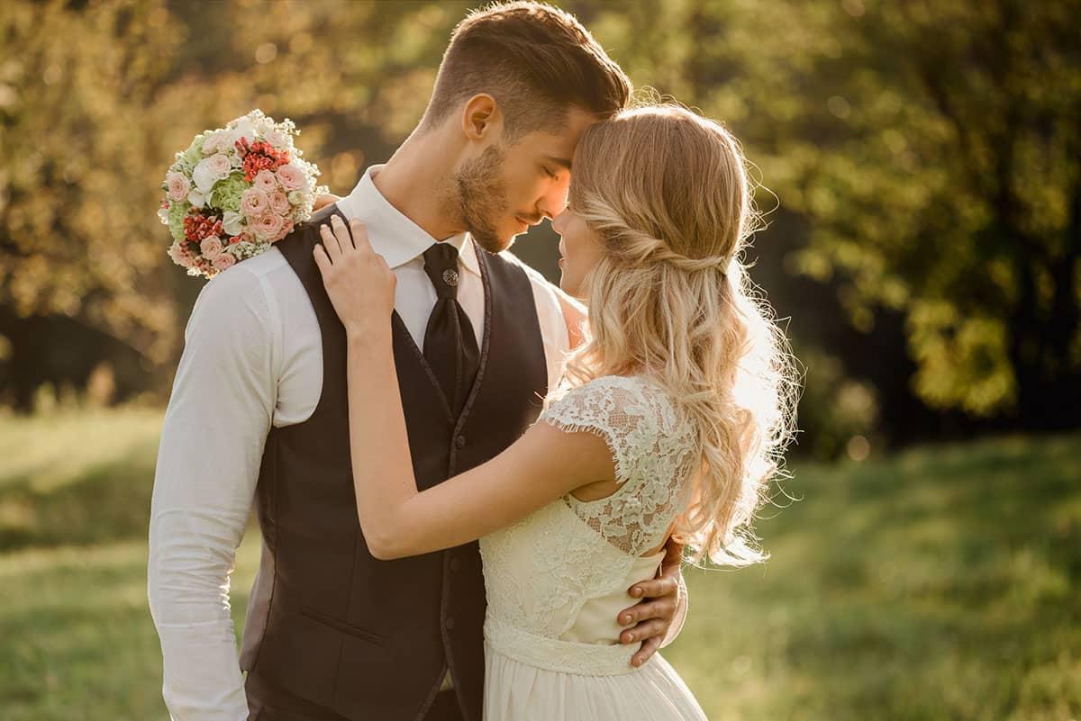 Свадебные прически: идеи для вдохновения