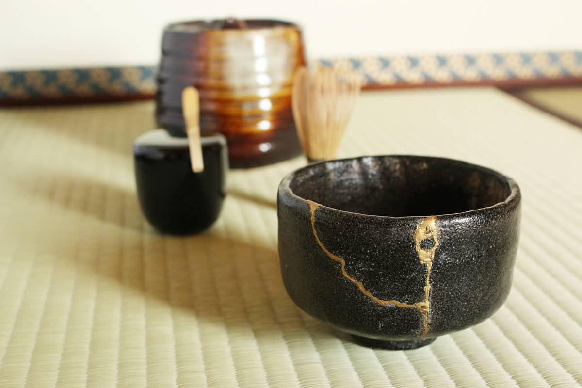 Кінцугі — японське мистецтво цінувати недосконалість