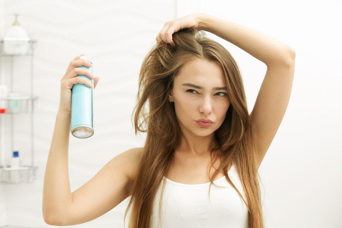 Сухий шампунь: швидкий спосіб освіжити зачіску