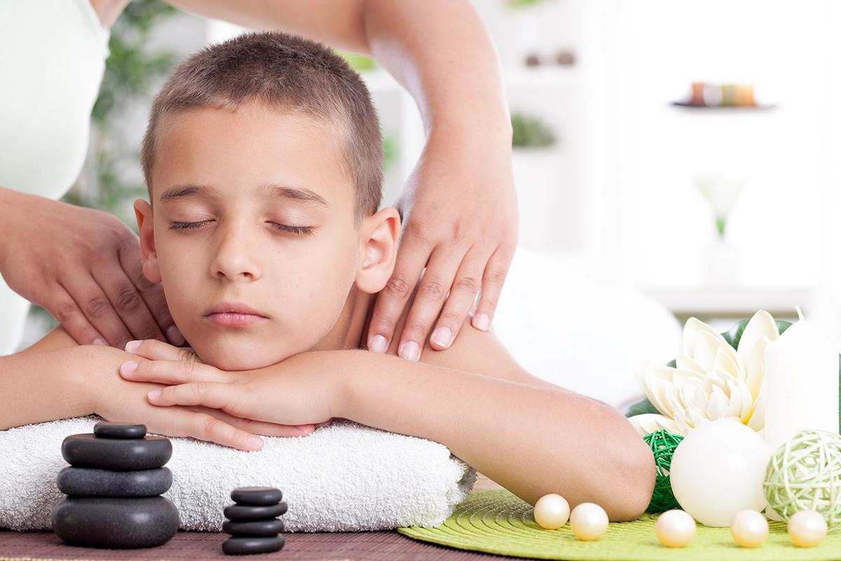 Які спа-процедури можна робити дітям