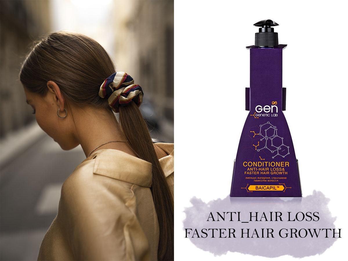 Профессиональный уход против выпадения волос: специализированная линейка от GEN 96 genetic lab