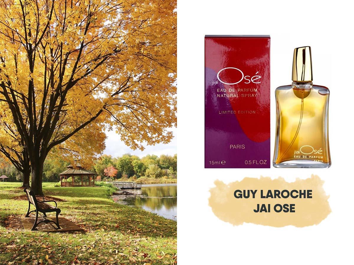 ТОП-10 интересных ароматов для осени