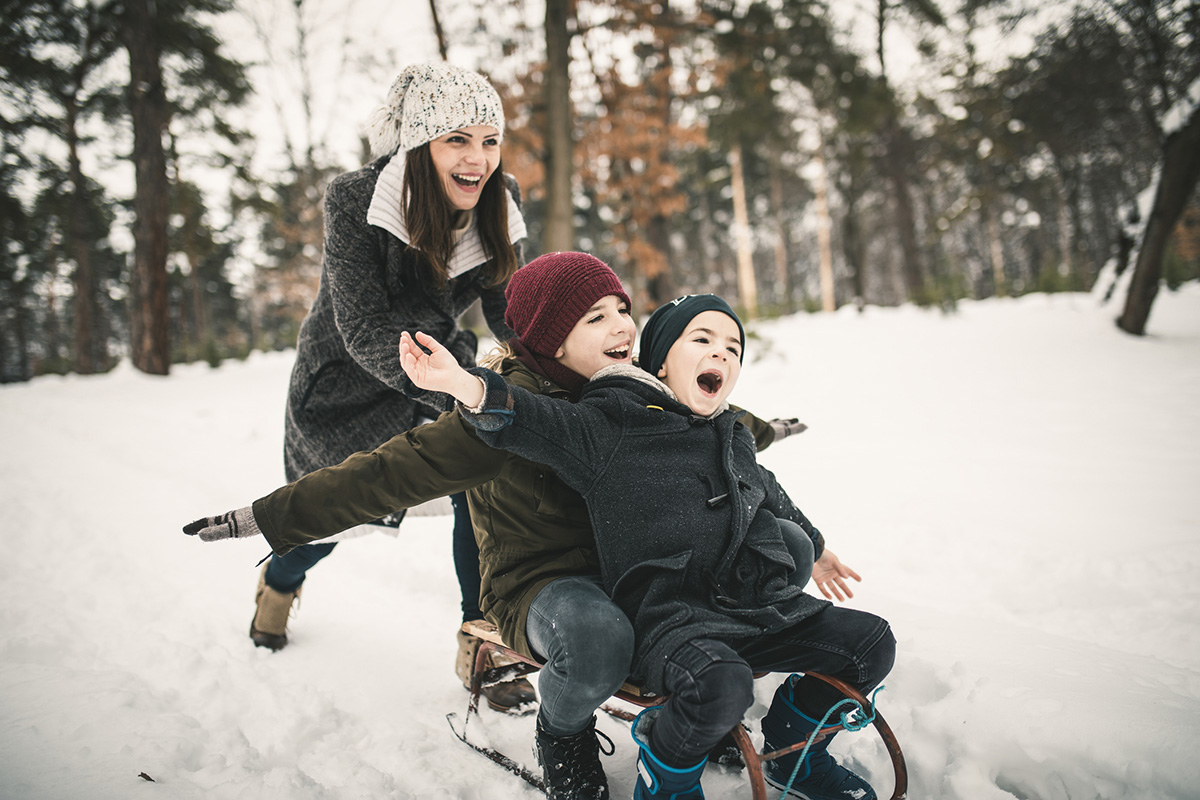 Безпека дитини під час новорічних свят