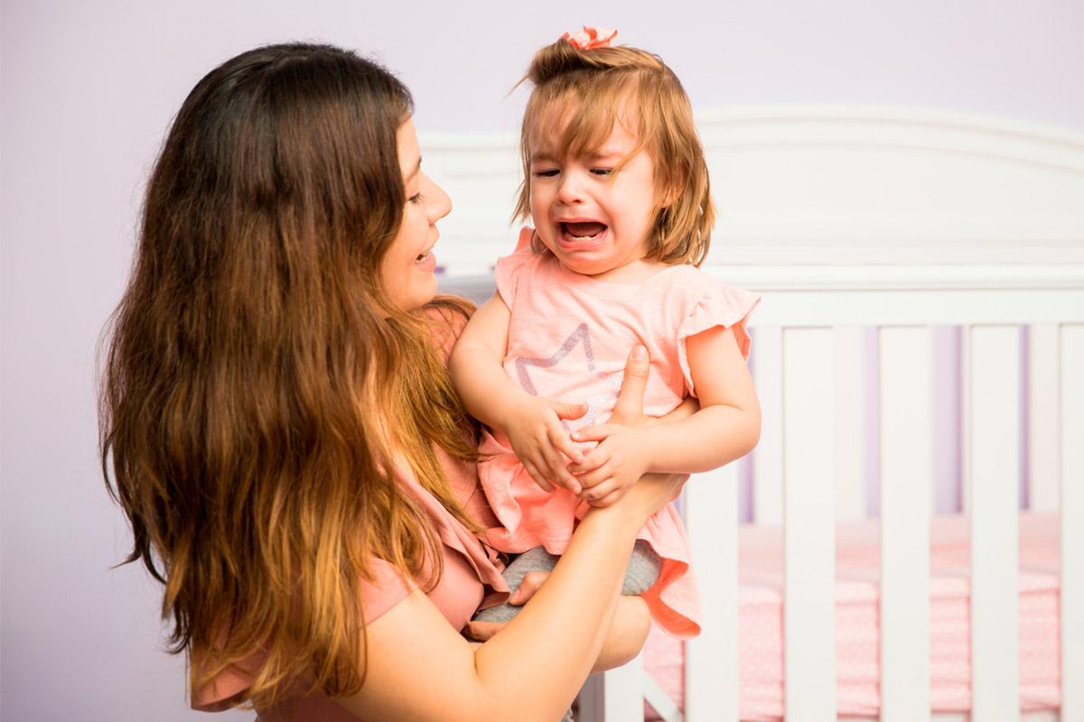 Дитина ниє: як відучити її від цієї звички