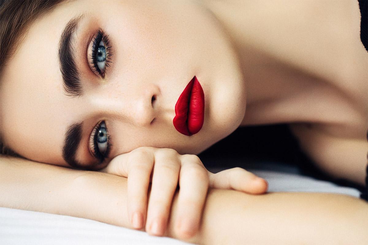 Шість помад для пристрасних поцілунків