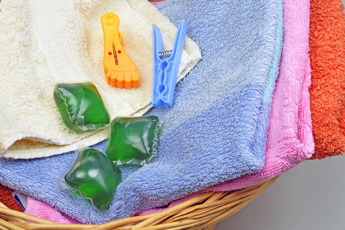 6 переваг гелевих капсул для прання в порівнянні з порошком