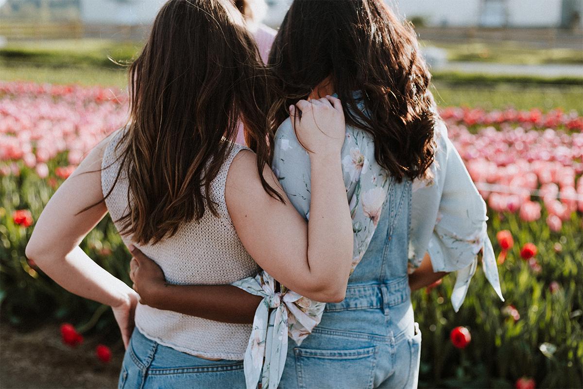 Снова вместе: 7 идей, которые непременно стоит реализовать с подругой после карантина | EVA Blog
