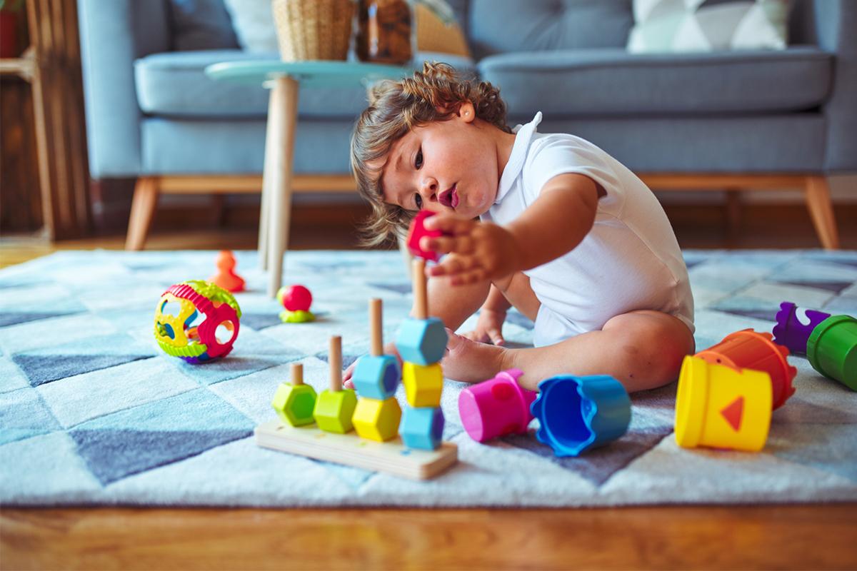 1 Как развивать внимание ребенка