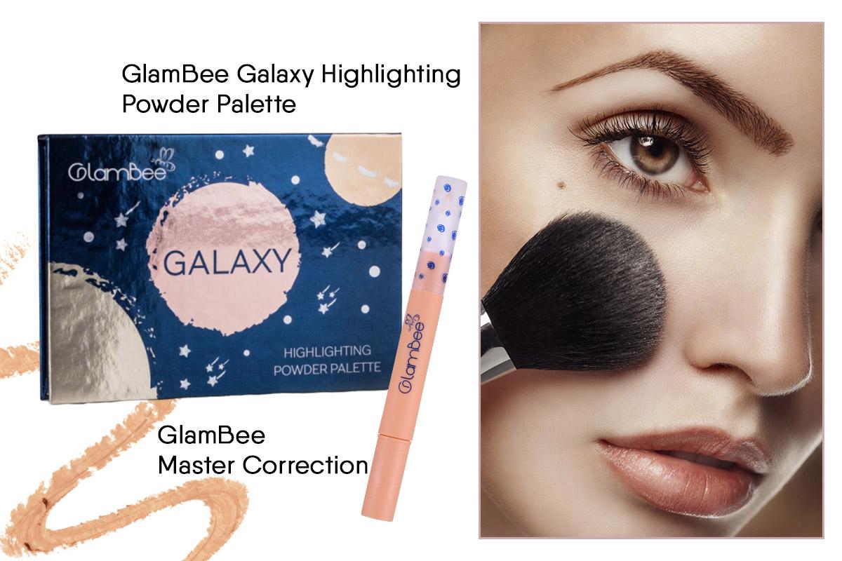 Новинки от GlamBee для создания естественного макияжа
