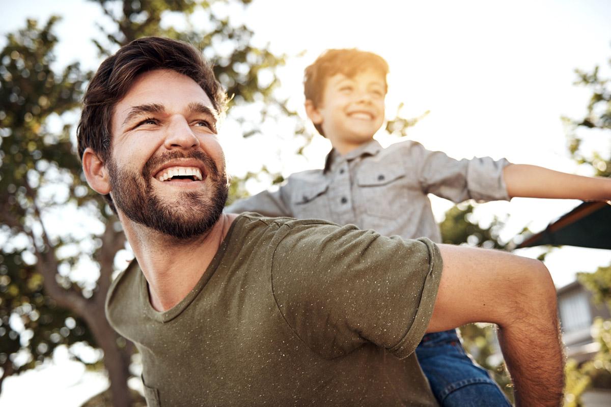Как отец влияет на развитие ребенка