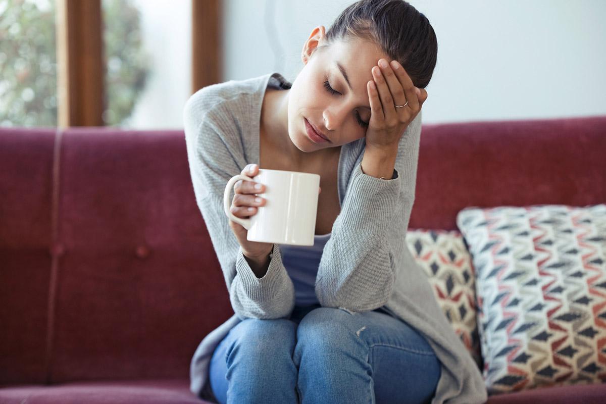 Кризис, стресс, заедание: как выйти из этого треугольника?