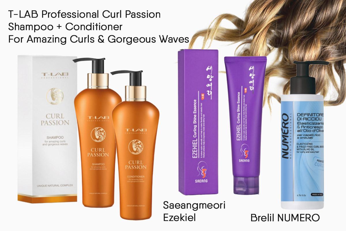 Средства для кудрявых волос | EVA Blog