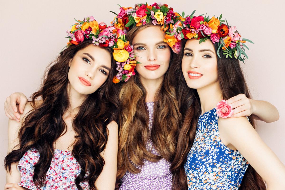 Как сделать естественный макияж для разных цветотипов   EVA Blog