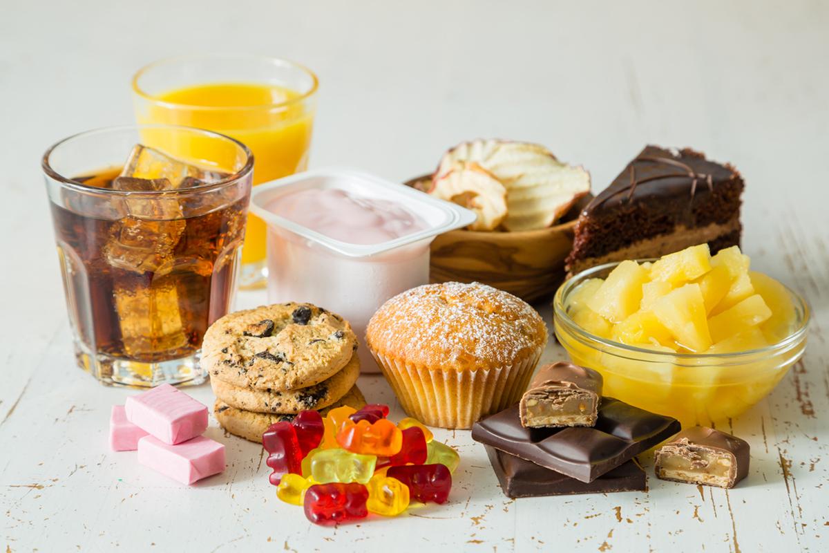 Продукты, вызывающие привыкание
