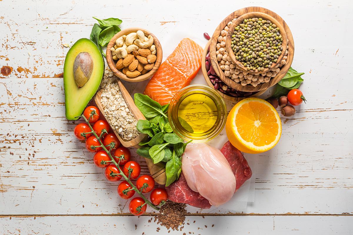 Как перейти на здоровое питание без ущерба здоровью