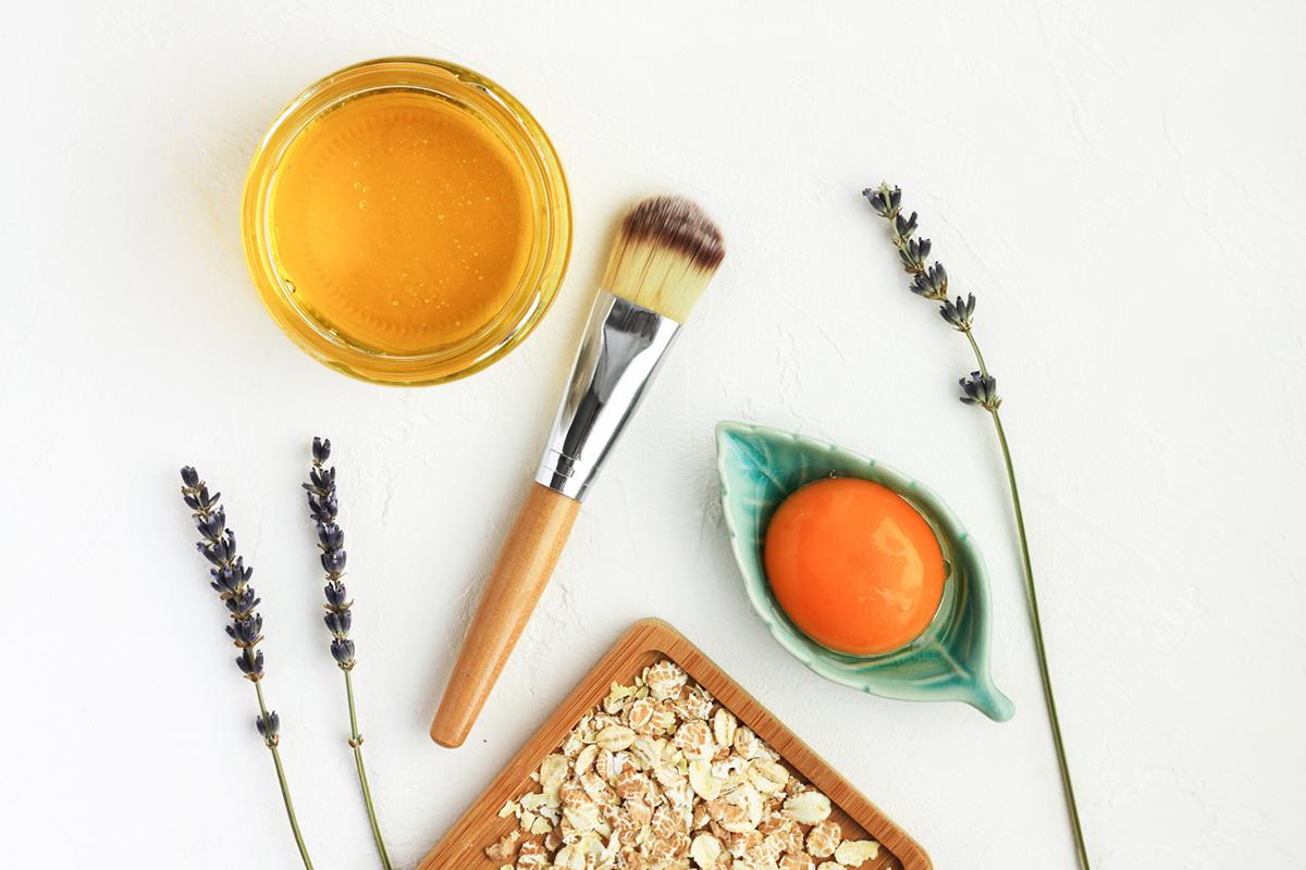 Из яйца с медом для всех типов кожи | EVA Blog